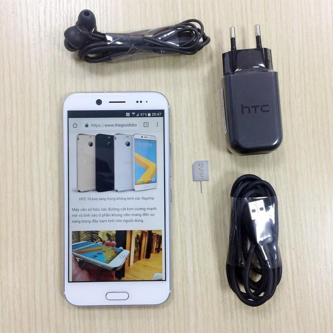 HTC 10 evo – smartphone cao cấp trong phân khúc 5 triệu - Ảnh 1.