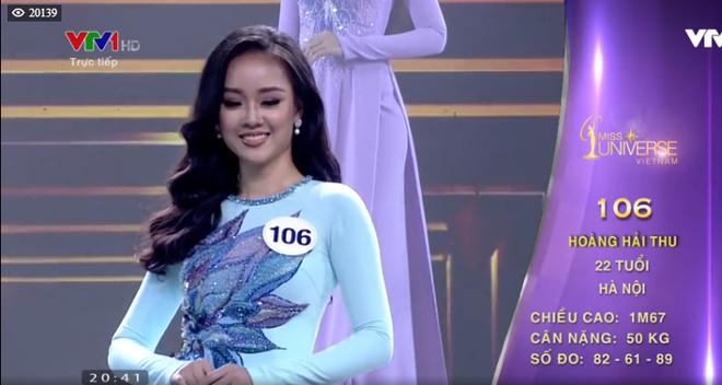 Chung kết Hoa hậu Hoàn vũ Việt Nam 2017