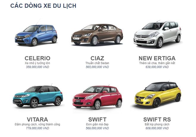 Chiếc xe hơi rẻ nhất của Suzuki chính thức được công bố giá bán - Ảnh 1.