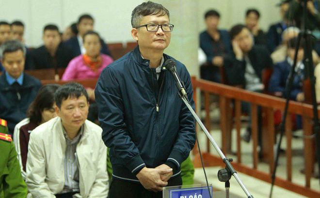 Trịnh Xuân Thanh đề nghị thực nghiệm nhét 14 tỷ đồng vào vali 1
