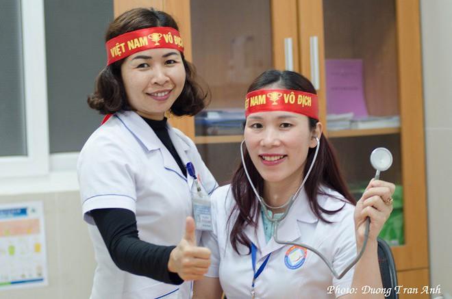 Bức tâm thư của một bác sĩ gửi đội tuyển U23 Việt Nam trước trận chung kết - ảnh 14