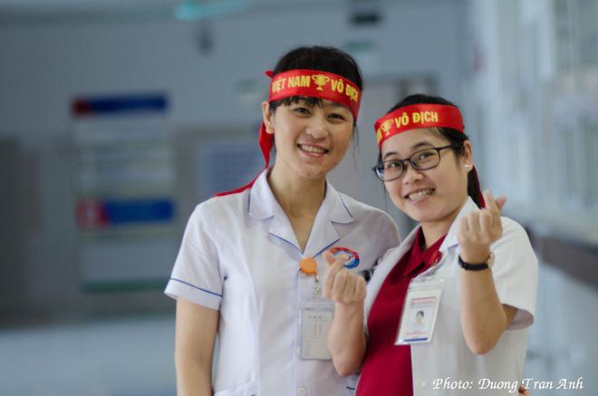 Bức tâm thư của một bác sĩ gửi đội tuyển U23 Việt Nam trước trận chung kết - ảnh 15
