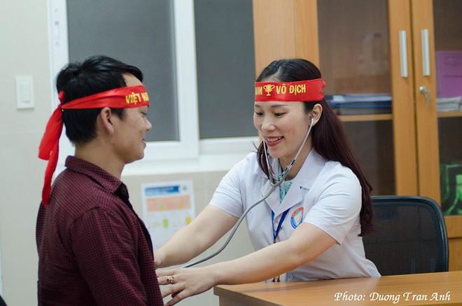 Bức tâm thư của một bác sĩ gửi đội tuyển U23 Việt Nam trước trận chung kết - ảnh 3