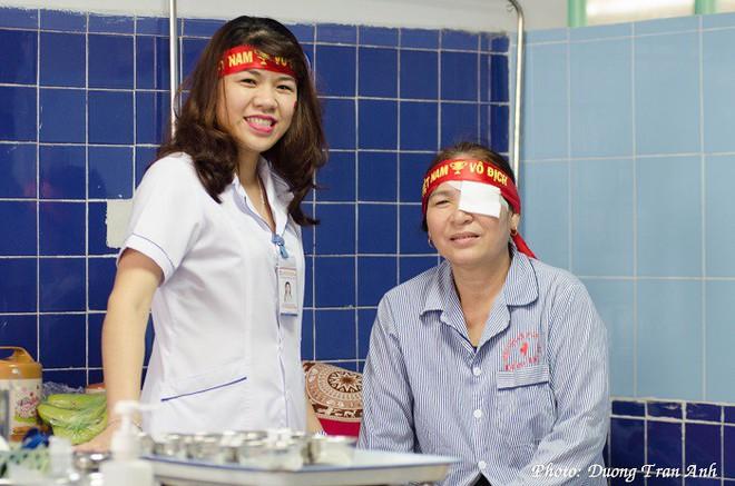 Bức tâm thư của một bác sĩ gửi đội tuyển U23 Việt Nam trước trận chung kết - ảnh 5