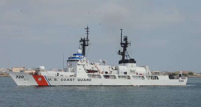Naval Today: Mỹ sẽ chuyển giao thêm tàu Hamilton cỡ lớn như tàu CSB 8020 cho Việt Nam - Ảnh 1.