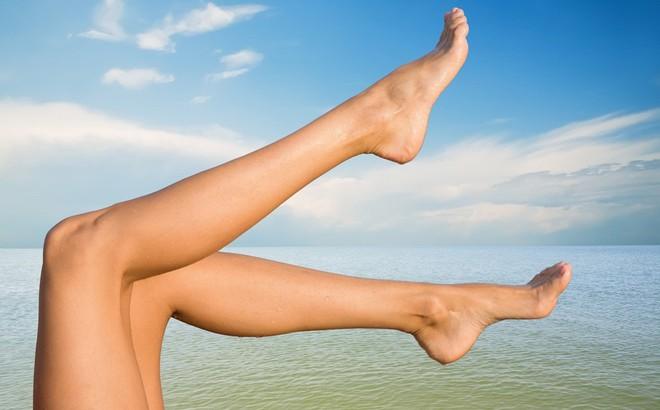 """Bí quyết biến đôi chân """"tích mỡ"""" trở nên thon gọn nhanh chóng, chỉ mất ít phút mỗi ngày"""