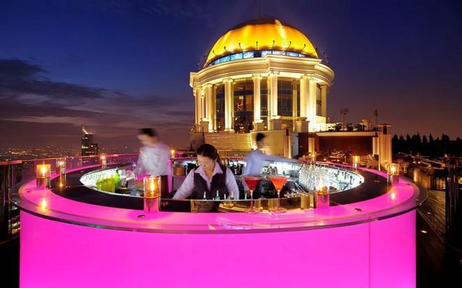 Top 10 nhà hàng trên tầng thượng có tầm nhìn đẹp nhất thế giới - Ảnh 3.