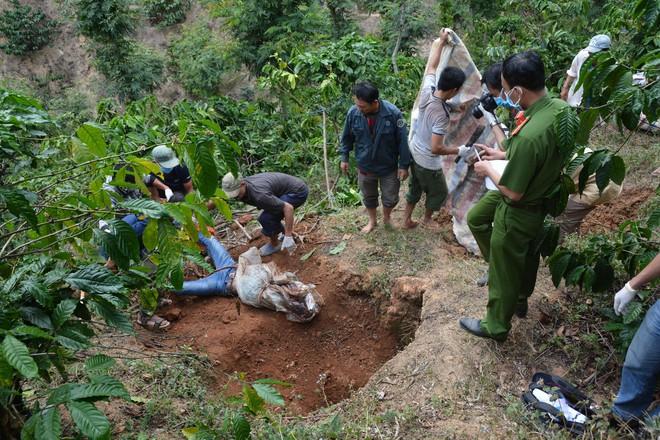 Manh mối lật mặt kẻ giết người, phi tang xác chấn động Lâm Đồng - Ảnh 1.