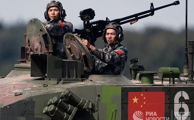 """""""Nga mua thiết bị quân sự từ Trung Quốc: Quy mô đang vượt quá sức tưởng tượng!"""""""