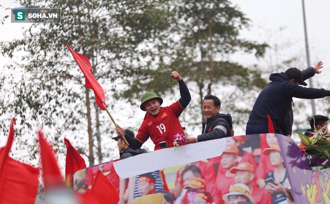 TIN TỐT LÀNH 29/01: Quên Vietjet Air đi, ta chỉ cần nhớ điều tốt đẹp về U23 Việt Nam