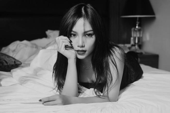 Nữ ca sĩ nóng bỏng mà Thiều Bảo Trang muốn gả cho thủ môn Bùi Tiến Dũng - Ảnh 6.