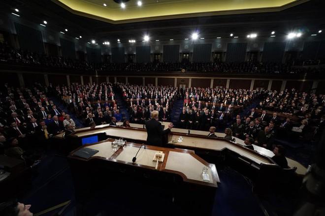 Toàn văn Thông điệp Liên bang đầu tiên trong nhiệm kỳ của tổng thống Mỹ Donald Trump - Ảnh 15.