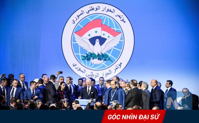 Đối thoại Dân tộc Syria: Chuyến tàu hoà bình đang rời bến, ai lên chậm sẽ lỡ tàu