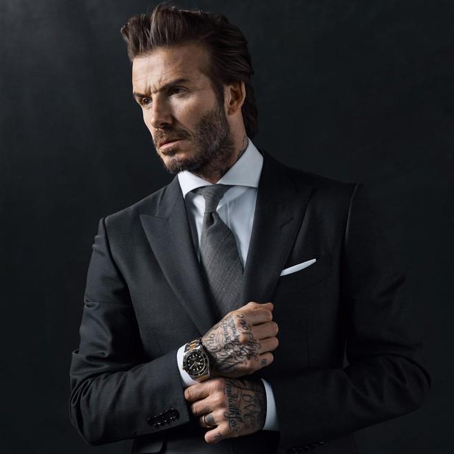 David Beckham là khách mời đặc biệt của sự kiện ra mắt xe VINFAST tại Pháp - Ảnh 1.