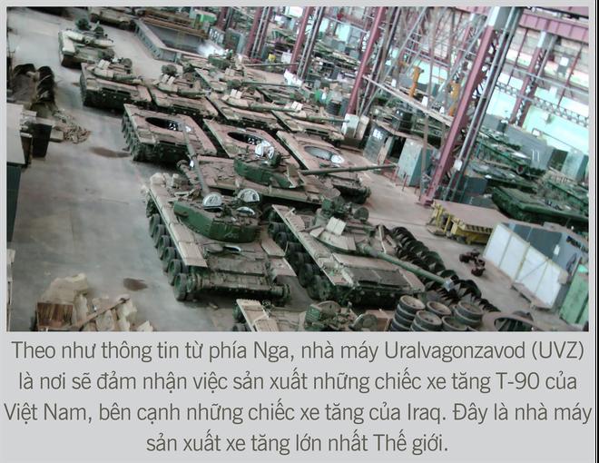 В, xe tăng T-90 Việt Nam có 1 chữ В: Ít nhất 31 xe đã thành hình - Ảnh 2.