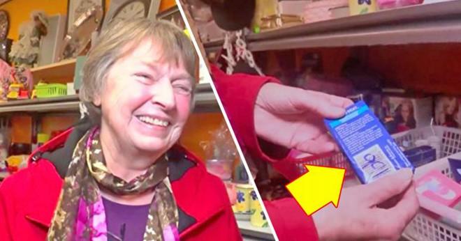 Mua hộp tăm bông, người phụ nữ kinh ngạc khi tìm được cả một khối tài sản giá trị - Ảnh 1.