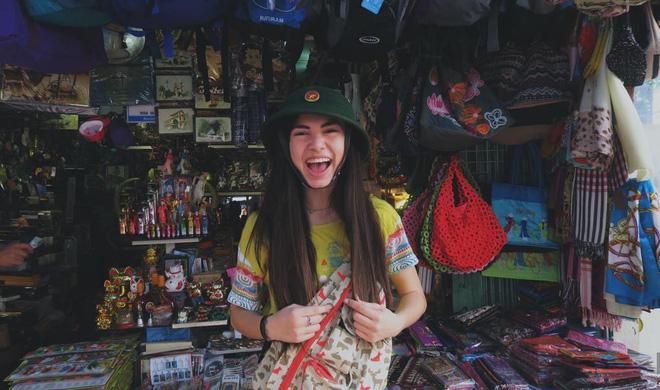 Nhan sắc nóng bỏng của hotgirl gốc Việt mới 18 tuổi kiếm bộn tiền trên đất Mỹ - Ảnh 14.