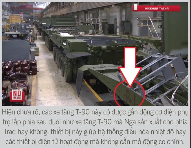 В, xe tăng T-90 Việt Nam có 1 chữ В: Ít nhất 31 xe đã thành hình - Ảnh 9.