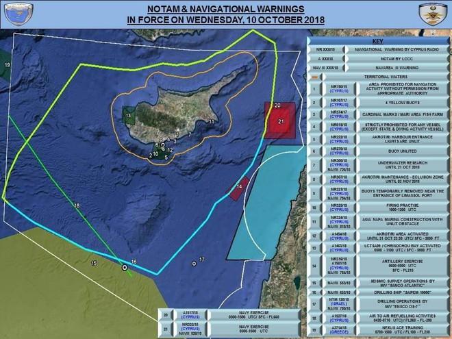 Hải quân Nga phát thông báo khẩn: Hôm nay tên lửa lại bay rợp trời trên biển Địa Trung Hải - Ảnh 1.
