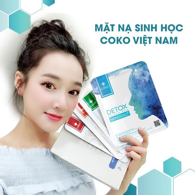 Nhã Phương: Mặt nạ sinh học làm từ nước dừa được xuất khẩu quốc tế là niềm tự hào Việt Nam - Ảnh 1.