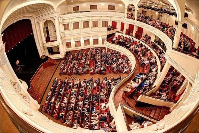 Quan điểm của UBND TPHCM về xây nhà hát 1.500 tỉ đồng ở Thủ Thiêm - Ảnh 1.