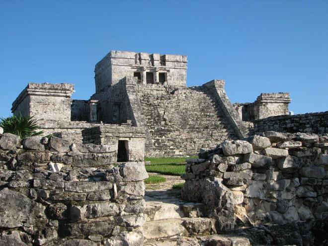 Những căn cứ bí mật trong thành phố của người Maya cổ đại mà ít người biết đến - Ảnh 5.