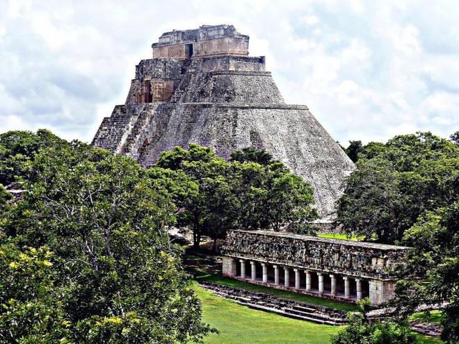 Những căn cứ bí mật trong thành phố của người Maya cổ đại mà ít người biết đến - Ảnh 6.