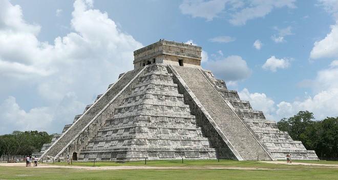 Những căn cứ bí mật trong thành phố của người Maya cổ đại mà ít người biết đến - Ảnh 8.