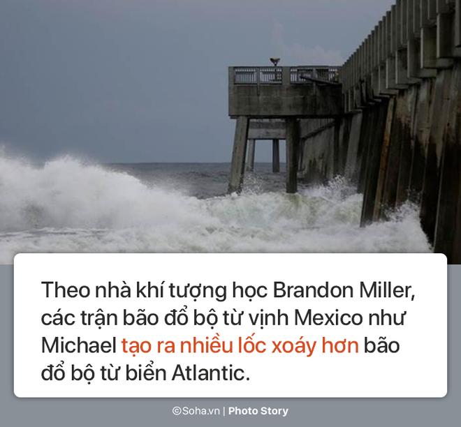 Sức mạnh kinh hoàng của bão Michael và những cảnh không tưởng tượng nổi trên đất liền Mỹ - Ảnh 8.