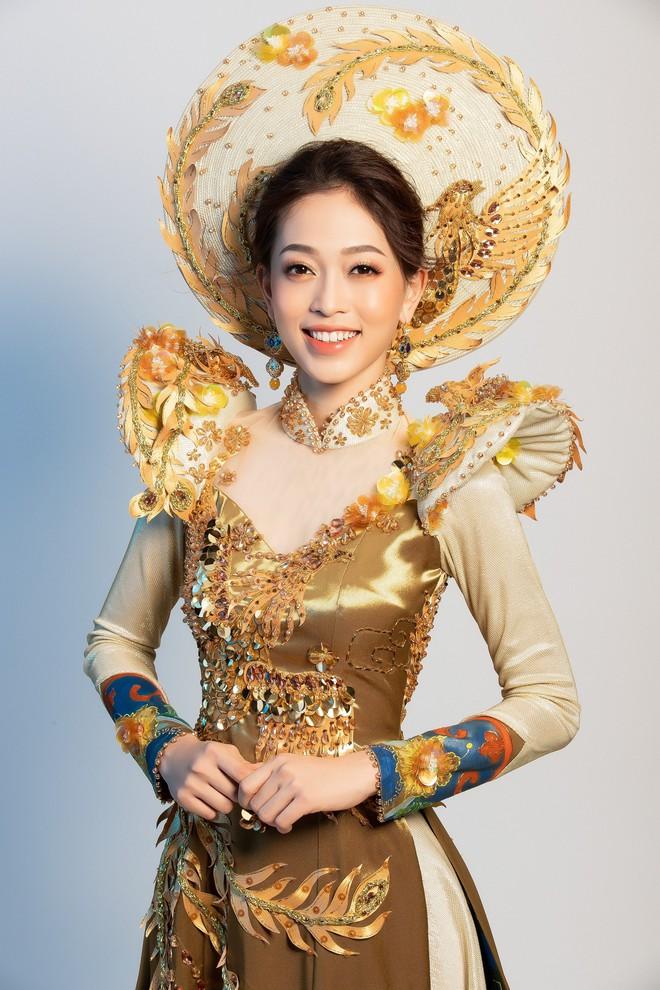 Hé lộ bộ trang phục dân tộc của Phương Nga tại Miss Grand International 2018 - Ảnh 3.