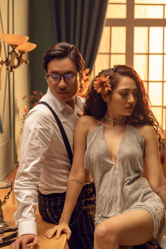 MV mới của Bảo Anh: Nóng bỏng nhưng hát không rõ lời, Kiều Minh Tuấn bị chê bai - Ảnh 7.