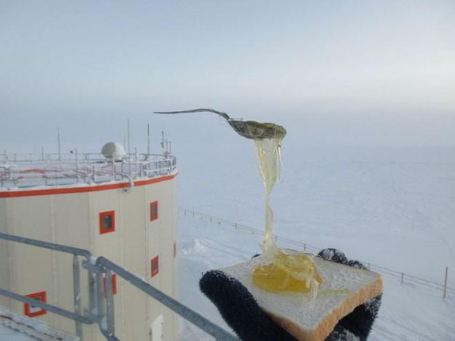 Nhiệm vụ bất khả thi: Nấu ăn ở Nam Cực trong cái lạnh đến -70 độ C - Ảnh 3.