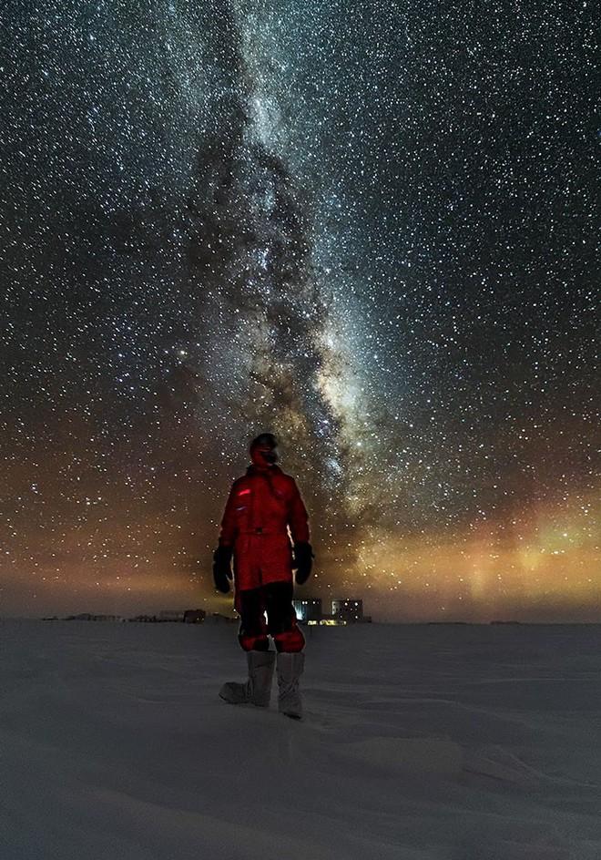 Nhiệm vụ bất khả thi: Nấu ăn ở Nam Cực trong cái lạnh đến -70 độ C - Ảnh 8.