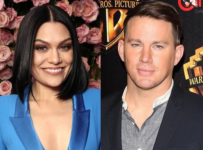 Channing Tatum hẹn hò với Jessie J, điều thú vị là nữ ca sĩ có ngoại hình giống hệt vợ cũ của anh - Ảnh 2.