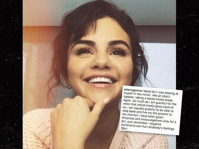 Selena Gomez vừa nhập viện 2 lần vì suy sụp tâm lý, hiện đang phải điều trị tại bệnh viện tâm thần - Ảnh 2.