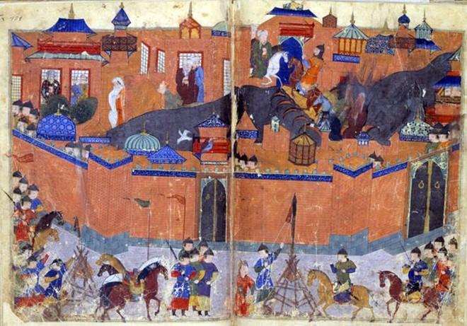 Tiết lộ tội ác đáng sợ của hậu duệ Thành Cát Tư Hãn trong trận chiến ở thành Baghdad - Ảnh 5.