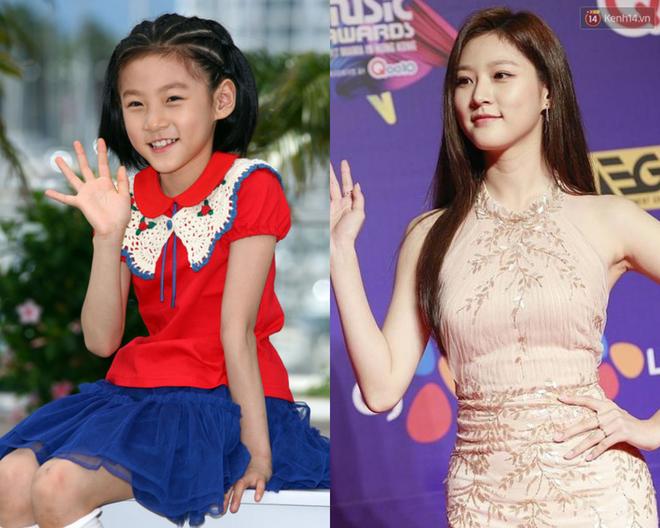 Kim Sae Ron: Sao nhí từng 2 lần đi thảm đỏ Cannes, nhan sắc Kim Yoo Jung, Kim So Hyun cũng phải kiêng dè - Ảnh 4.
