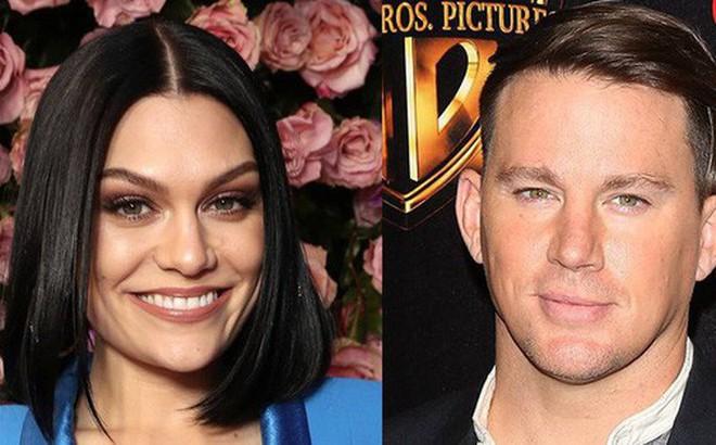 Channing Tatum hẹn hò với Jessie J, điều thú vị là nữ ca sĩ có ngoại hình giống hệt vợ cũ của anh