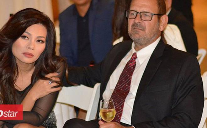 Ngọc Anh 3A lần đầu khoe chồng Tây phong độ giàu có sau kết hôn
