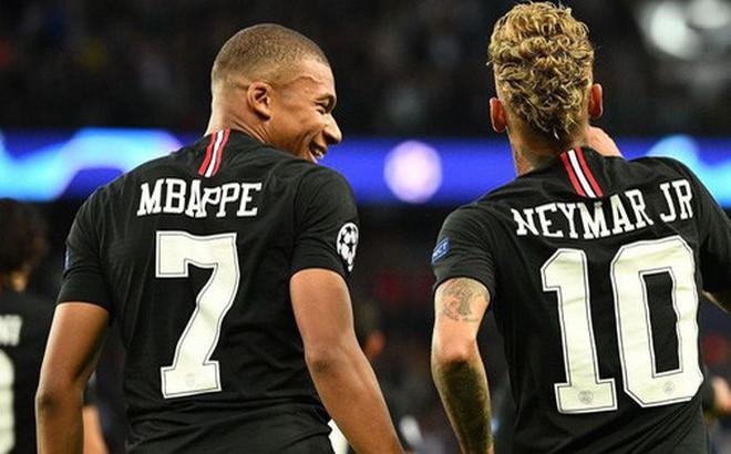 Bi hài chuyện Neymar: Hết chạy Messi giờ lại gặp Mbappe