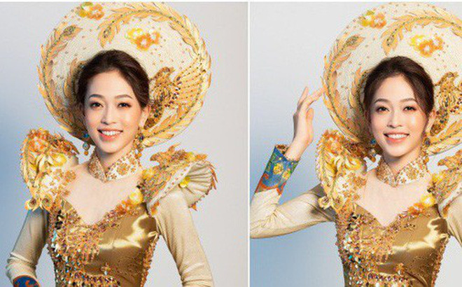 Hé lộ bộ trang phục dân tộc của Phương Nga tại Miss Grand International 2018