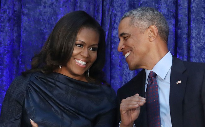 """Bà Michelle Obama tiết lộ từng nổi cáu vì một tính xấu """"kì quặc"""" của chồng"""