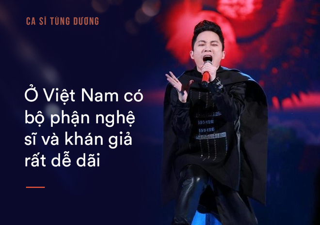 Tùng Dương: Bắt tôi chọn sống hoặc chết thì tôi mới hát Ngắm hoa lệ rơi - Ảnh 6.