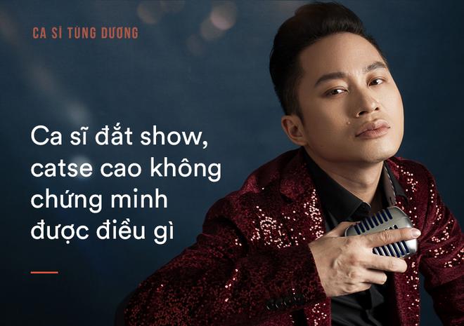 Tùng Dương: Bắt tôi chọn sống hoặc chết thì tôi mới hát Ngắm hoa lệ rơi - Ảnh 3.