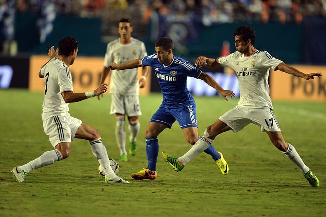 Giữ Hazard thế nào trước lời mời gọi của Real Madrid bây giờ, hả Chelsea? - Ảnh 3.