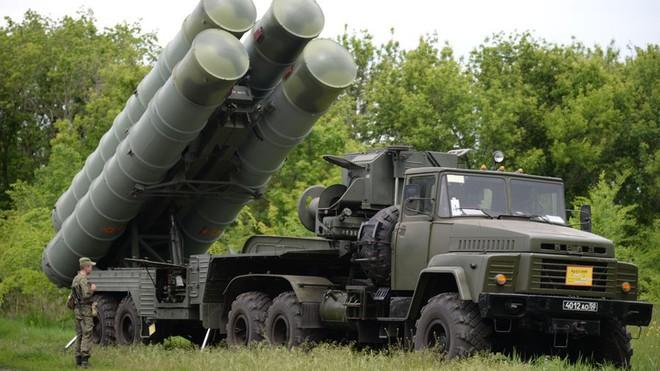 15 quả tên lửa S-300 Nga xé gió phá hủy 7 mục tiêu trên không  - Ảnh 4.