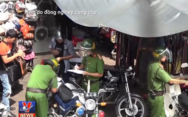 Công an thành phố Hồ Chí Minh kỷ luật 27 cán bộ, chiến sỹ