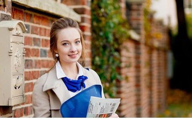 Ảnh: Vẻ đẹp của các nữ bưu tá trên thế giới qua các thời kỳ