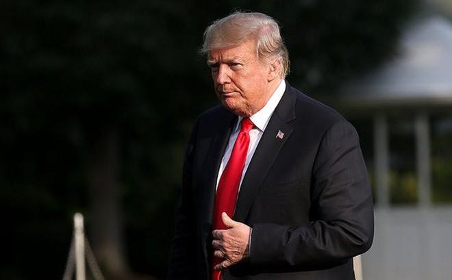 Tổng thống Trump thừa nhận điều tồi tệ có thể xảy đến vào đầu tháng 11