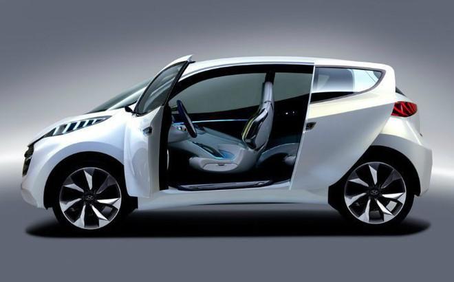 """Mẫu xe ô tô """"lạ"""" có giá rẻ bất ngờ của Hyundai"""